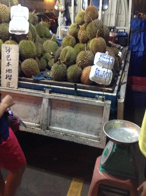 榴莲10马币/公斤
