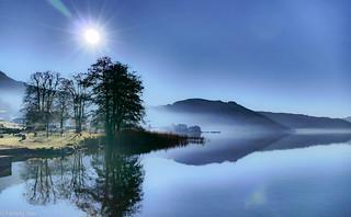 Lake Ossiach impressive look