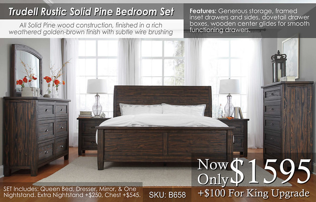 Trudell Bedroom Set