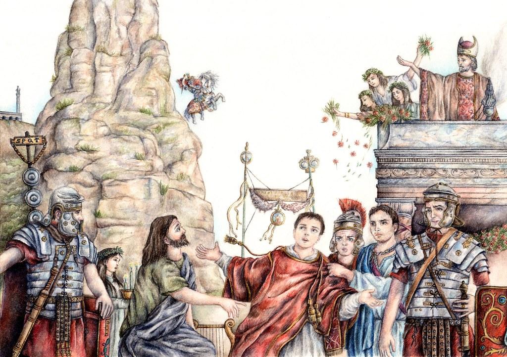 Rome Chrétienne et ses monuments - EUGENE DE LA GOURNERIE - 1867 24107205351_8e63478e73_b