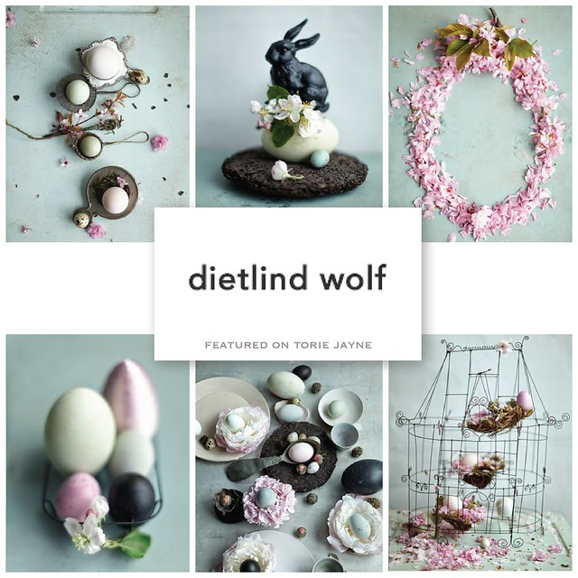Dietlind Wolf 's Stylish Easter