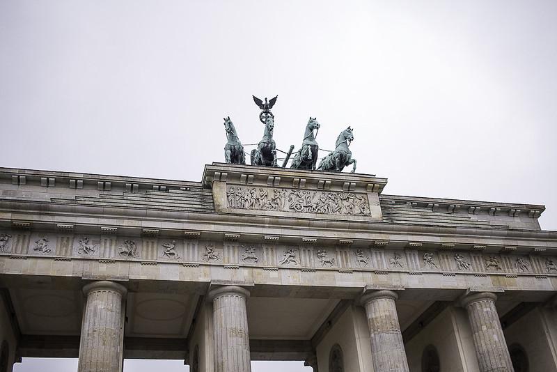 Berlin, Day 1
