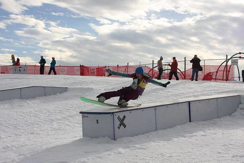Ruby Hill terrain park Denver