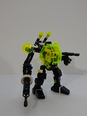 Neo Sub Orbital Guardian Mech