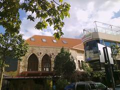 Une rue du Kesserwan.