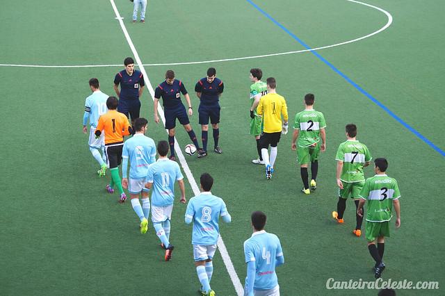 JUVENIL A | Celta - Pabellón CF (14/02/2016)