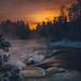Langinkoski rapids by Jyrki Salmi