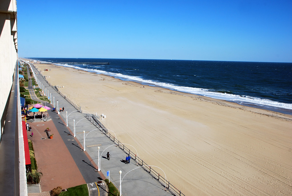 Virginia Beach boardwalk | BeyondDC | Flickr