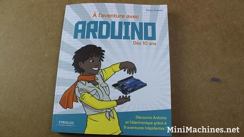 À l'aventure avec Arduinos
