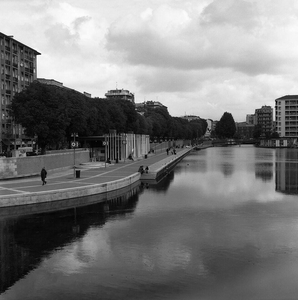 Darsena, Milan, Italy