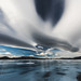 Ice and sky. by Kane_North