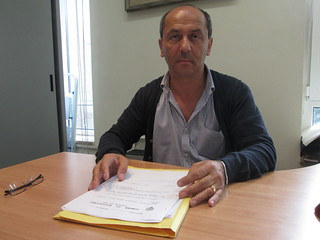 Michele Maggiorano, presidente del Consiglio comunale