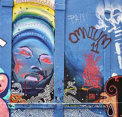 Arte callejero, Río de Janeiro, Brasil