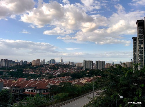 View from Seri Gembira Avenue