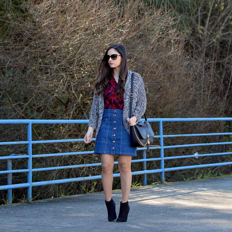 Zara_justfab_ootd_outfit_falda_vaquera_tartan_asos_02