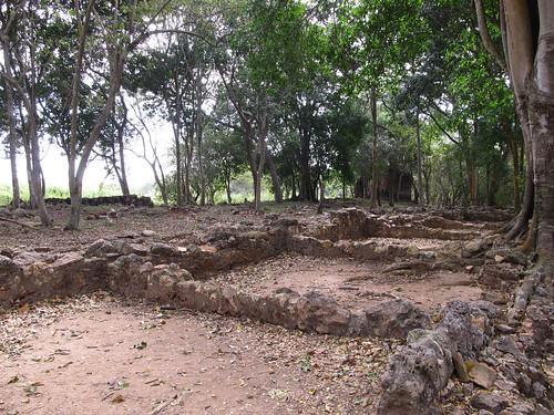 La Valle de los Ingenios: les chambres des esclaves africains, où ils s'entassaient à 15