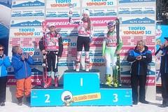 Barbora Nováková zlatá na neoficiálním MS žáků v alpském lyžování!