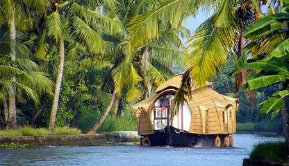 Best Backwaters in Kerala, Best Backwater Tour in Kerala, Popular Backwater Tour -houseboat-day-cruise