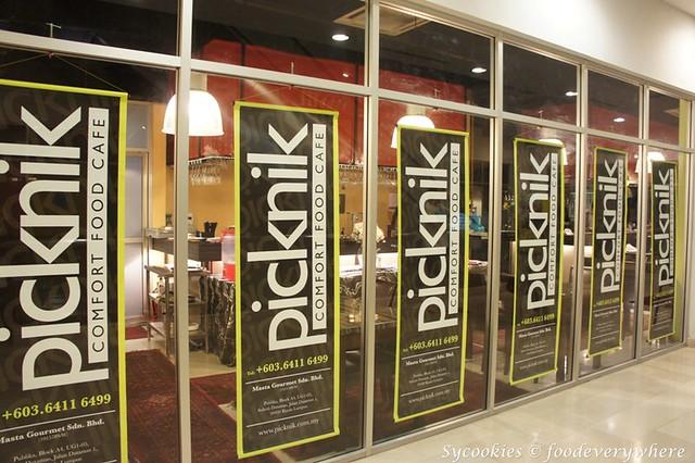 1.Picknik @ Solaris Dutamas