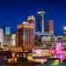 Atlanta Blue Hour by Jeff Milsteen