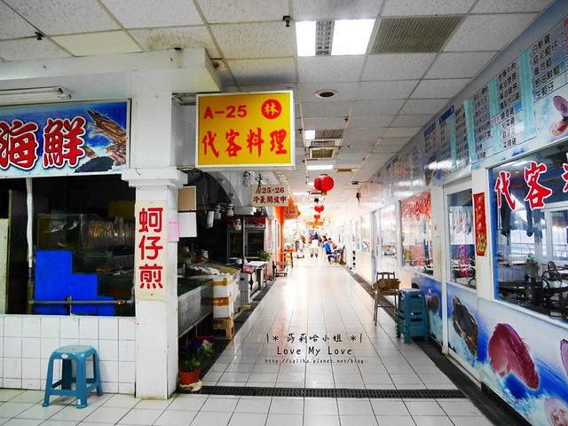 新竹一日遊景點推薦南寮漁港買海鮮 (4)