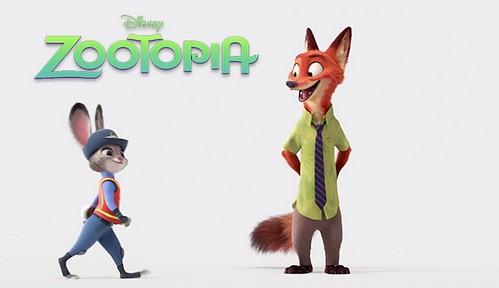 Zootopia - Promo 1