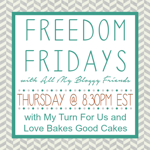 Freedom Fridays Gray Chevron PARTY