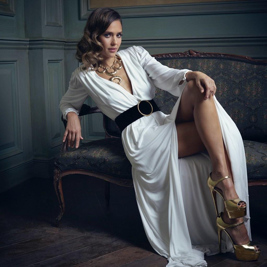 Джессика Альба — Фотосессия для «Vanity Fair» 2016 – 1