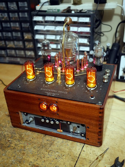 Bad Dog Designs - Nixie Clocks - 8