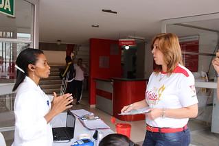 Jornada de donación de sangre en Indervalle