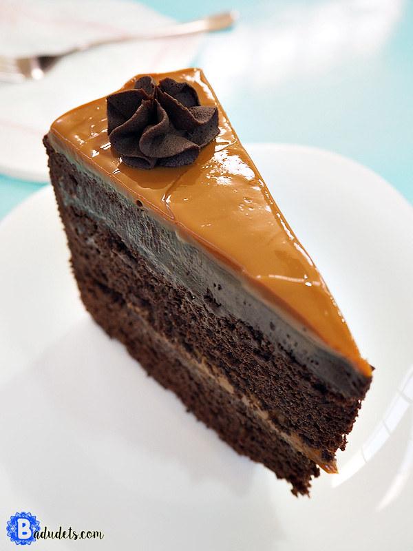 Chocolate Caramel francines