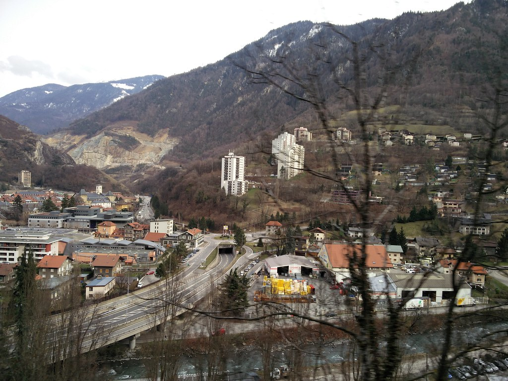 Town of Moutiers