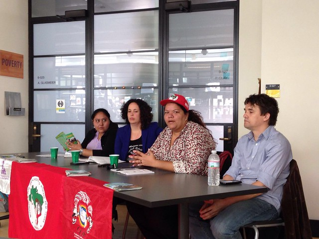 Reclaiming the Land: A Dialogue with Brazil's Landless Workers Movement and La Vía Campesina P1