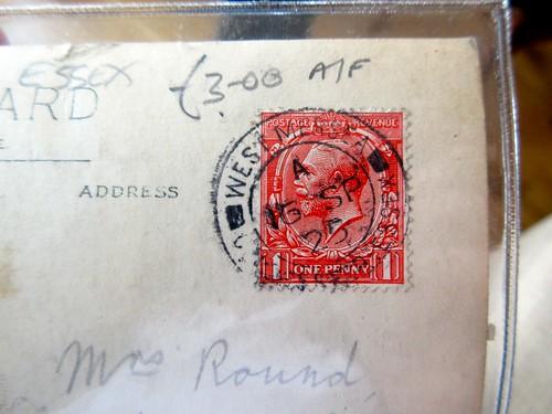 1925 Postcard Mersea