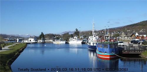 Caledonian Canal DSCF6306