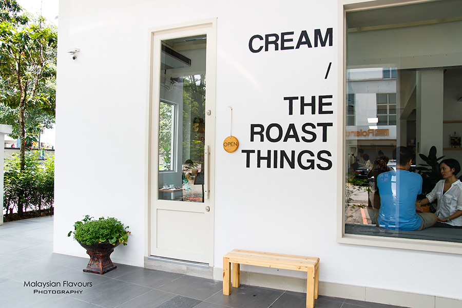 Cream The Roast Things Cafe Dataran Prima PJ