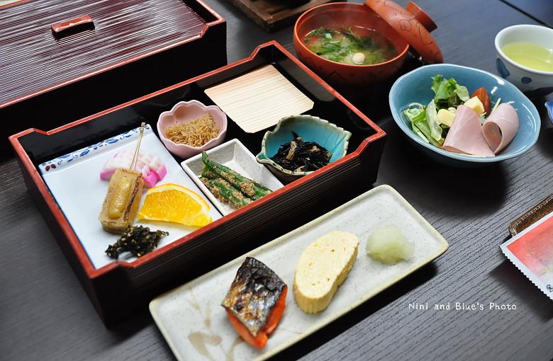 日本京都高雄紅葉家住宿晚餐早餐23
