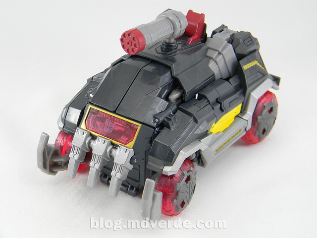 Transformers Soundblaster Voyager - Generations Fall of Cybertron - modo alterno