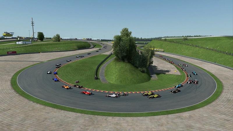 RaceRoom Big Grids