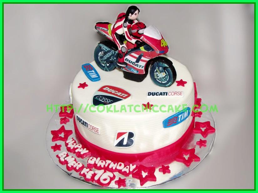 Cake Ducati