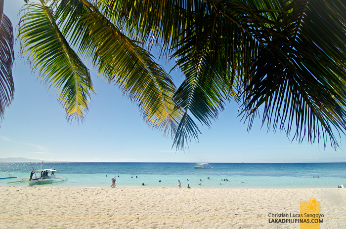 Kalanggaman Island Palompon Leyte Beach