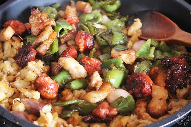 Migas caseras de pan www.cocinandoentreolivos.com (15)