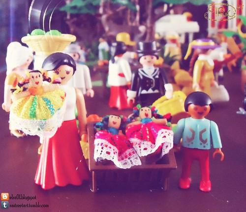 Playmobil Cultura