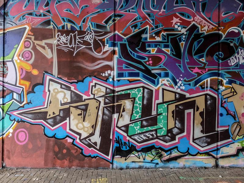 Fleetsbridge skate park graffiti dubman and streylock fleetsbridge skate park graffiti altavistaventures Images