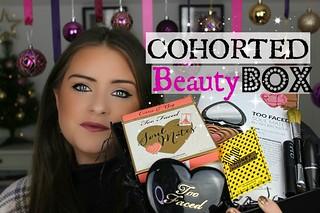 Cohorted Beauty Box December 1