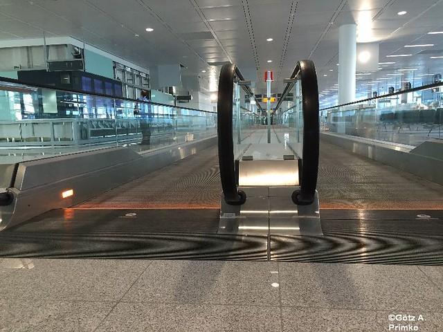 Flughafen München Airport Munich Satellit Jan_2016 _120