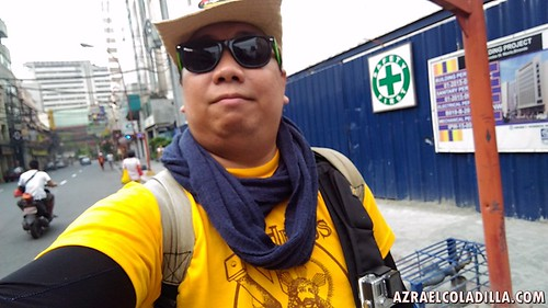 Feast of the Black Nazarene 2016 - coverage 5 by Azrael Coladilla