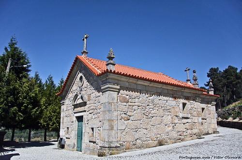 Capela de Nossa Senhora do Leite - Vila Seca - Portugal