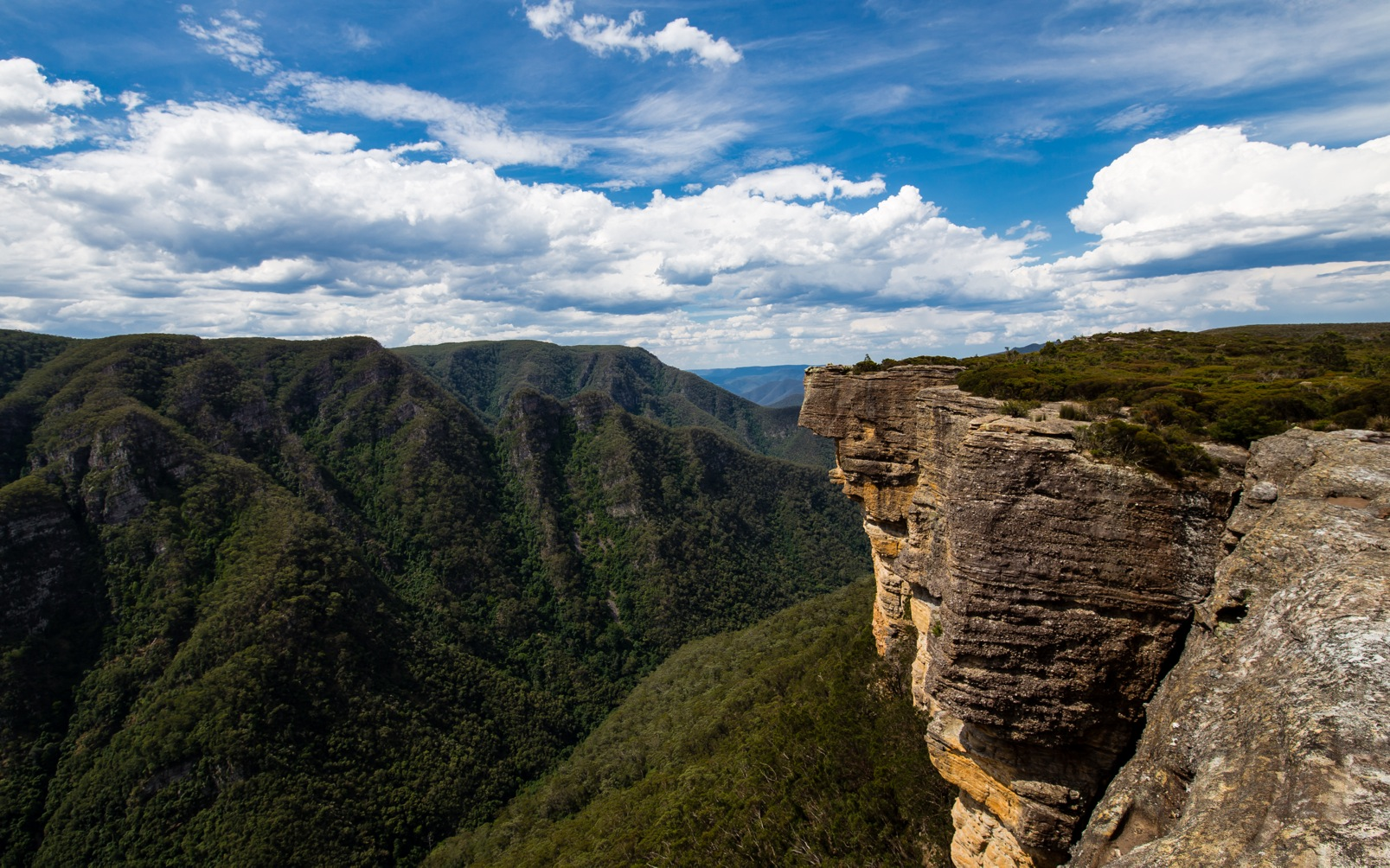 Blue Mountains Kanangra-8545