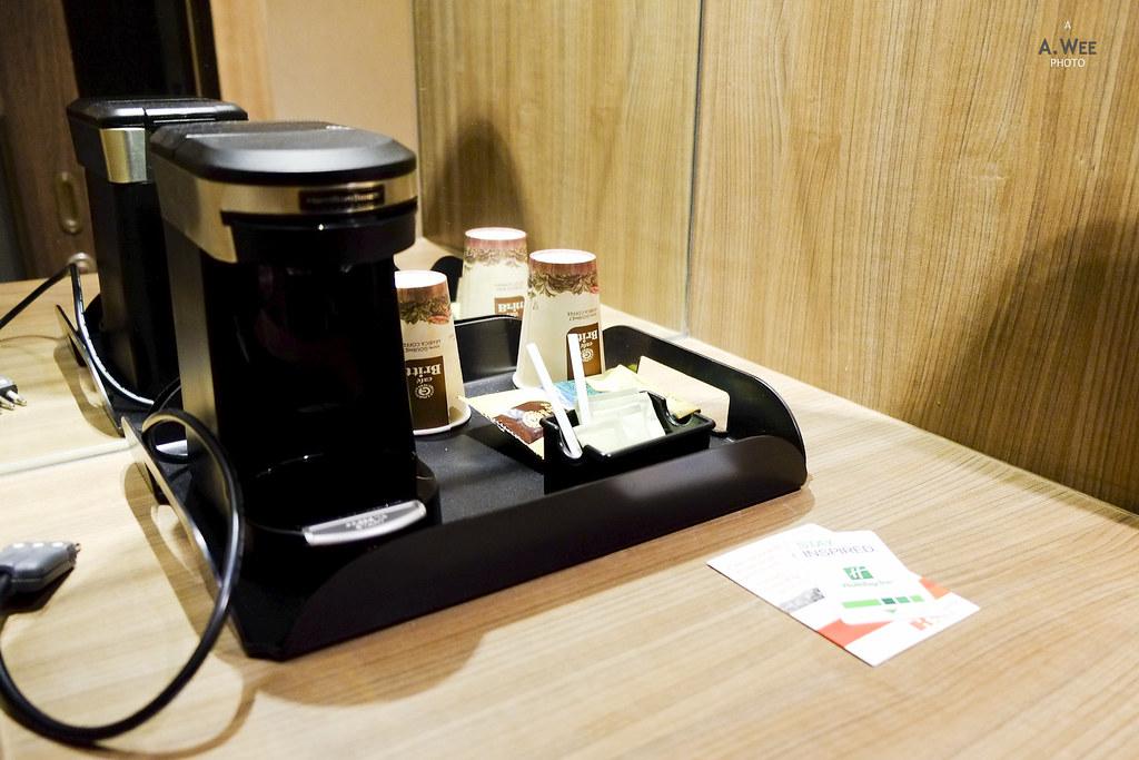 Coffee making set